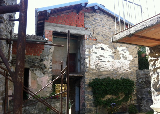Village house to be restored